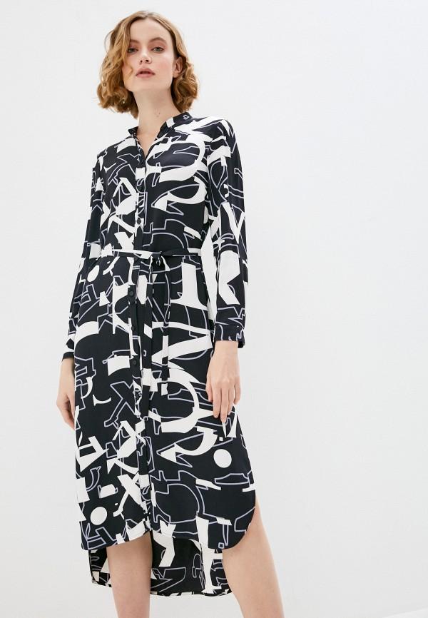 женское платье max&co, разноцветное