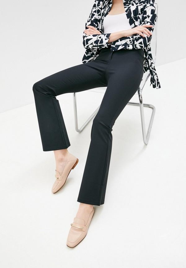 женские повседневные брюки max&co, черные