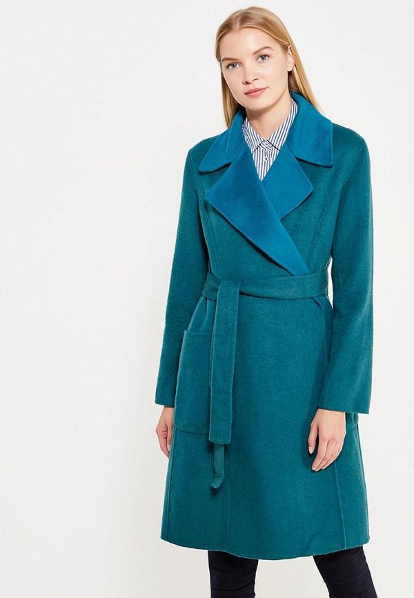 Купить Пальто Max&Co, ma111ewuca00, бирюзовый, Осень-зима 2017/2018