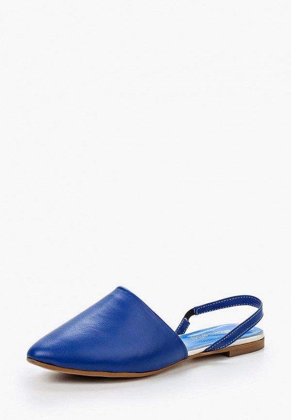 женские сандалии marcella, синие