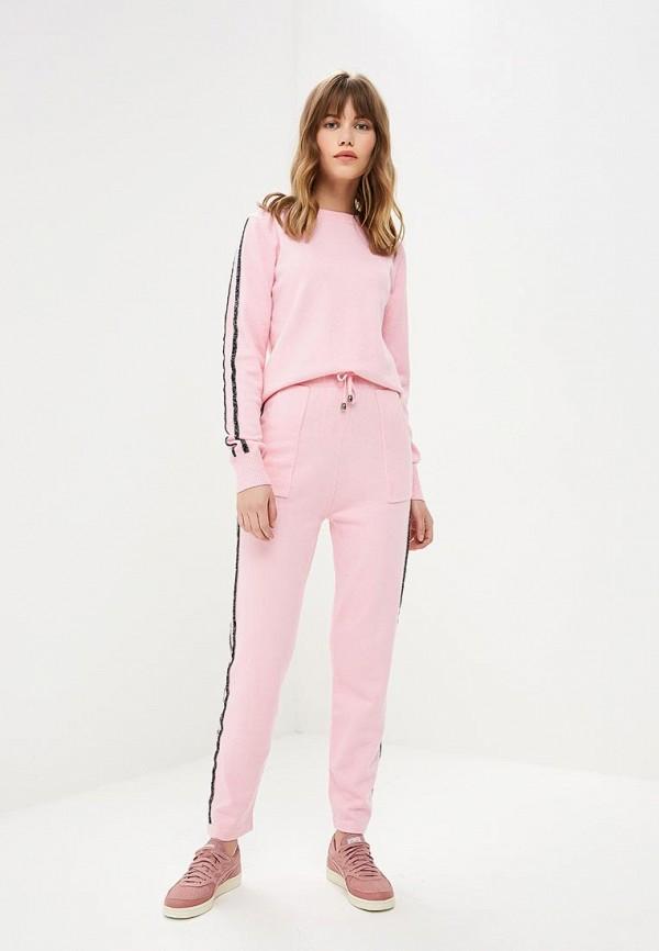женский костюм marcella, розовый