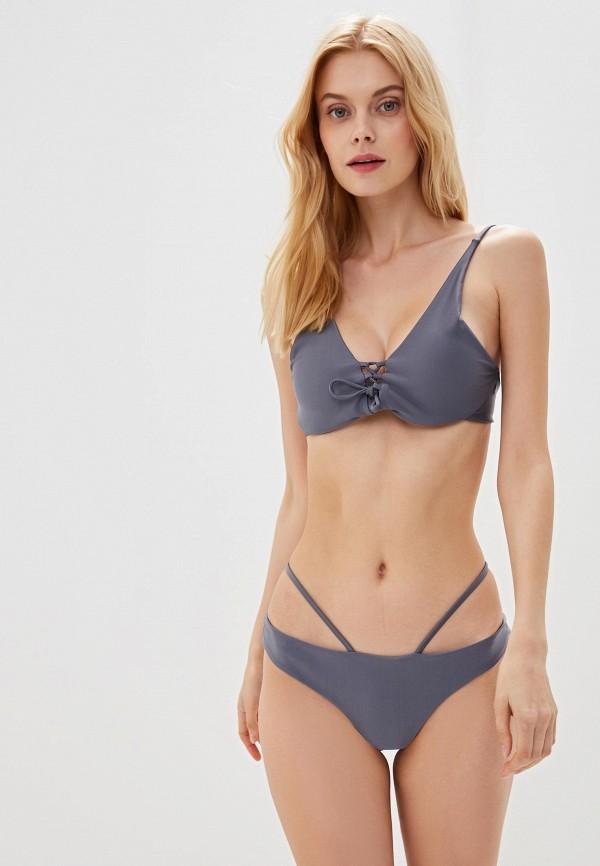 женский купальник marcella, серый