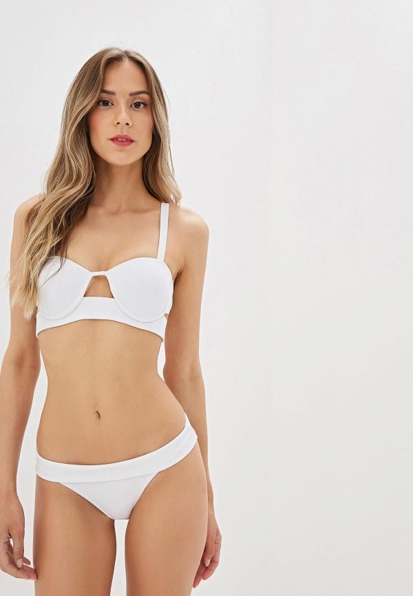 женский купальник marcella, белый