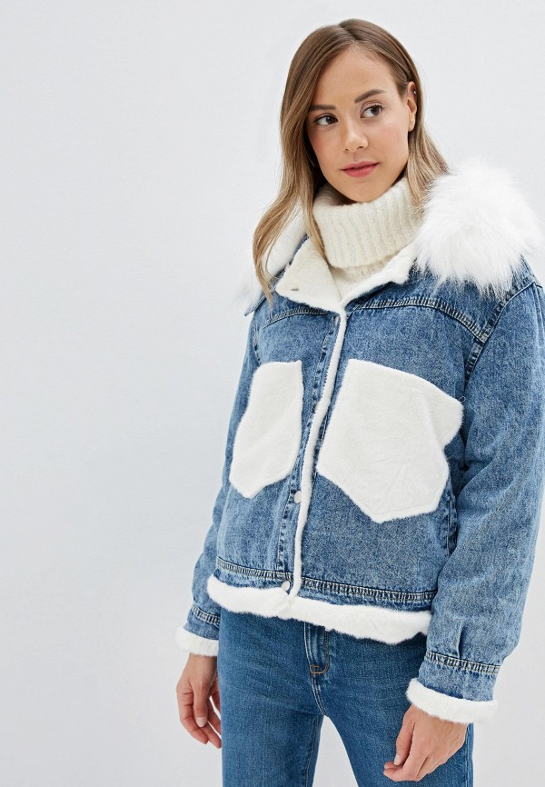 Куртка утепленная Marcella Marcella MA114EWGSOZ5 цена