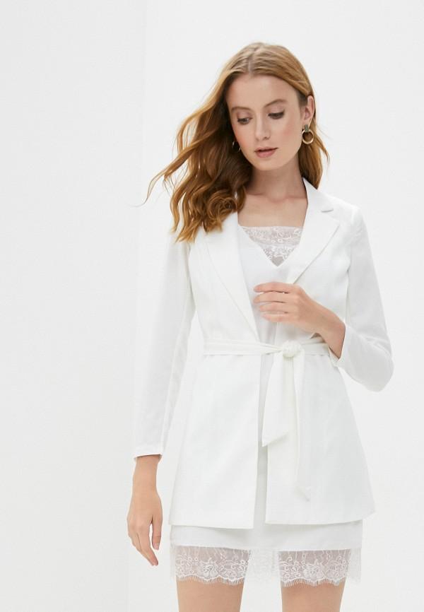 женский костюм marcella, белый