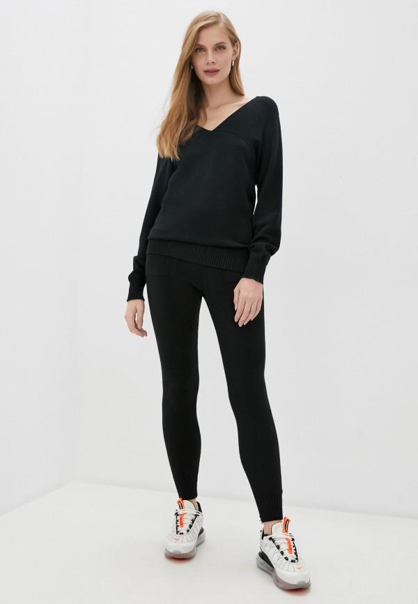 женский костюм marcella, черный