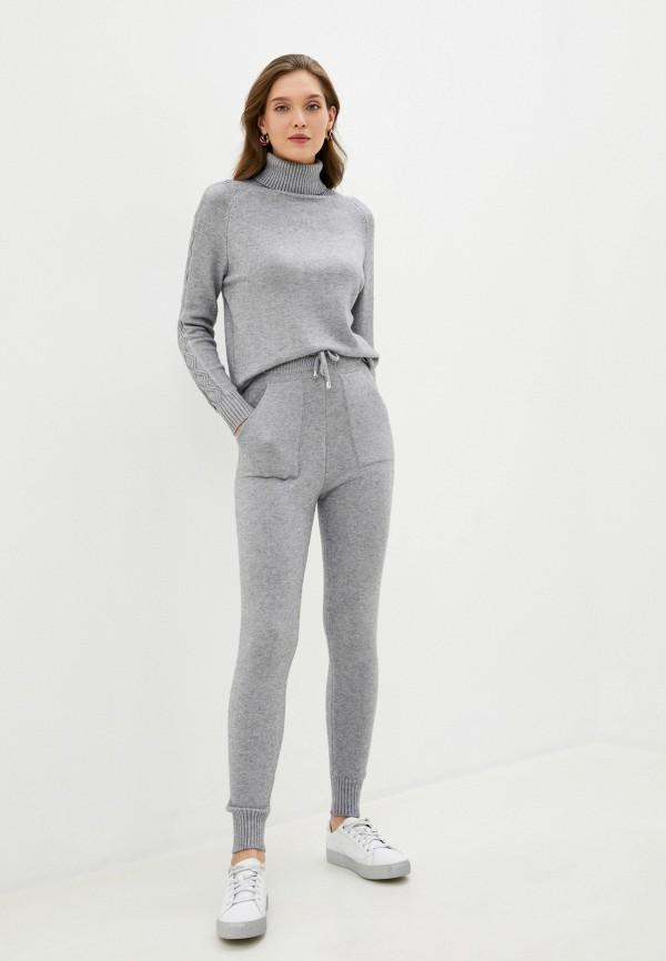 женский костюм marcella, серый
