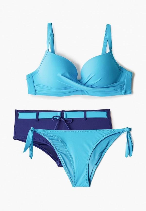 женский купальник mamma mia, голубой