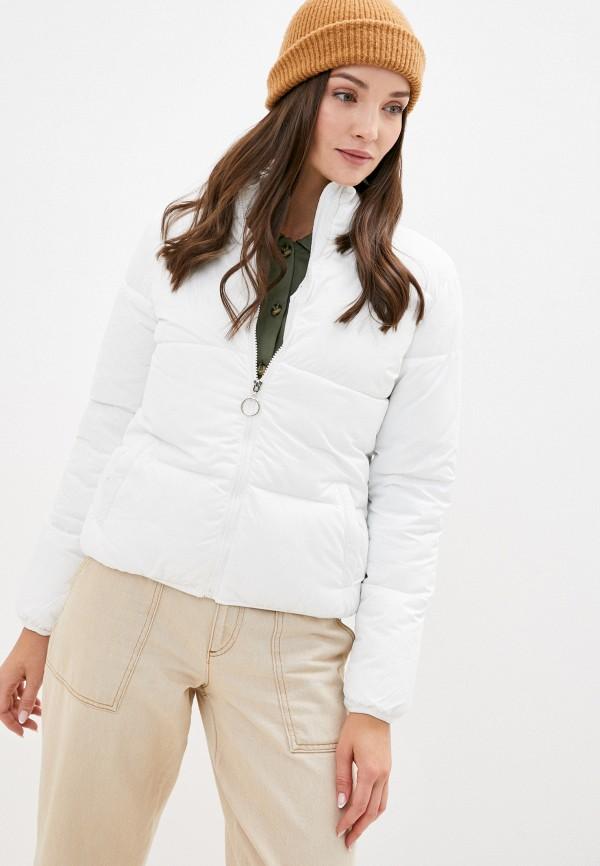 женская куртка mamma mia, белая