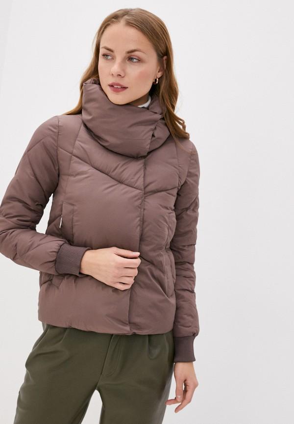 женская куртка mamma mia, бежевая