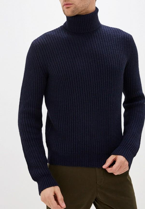 мужской свитер manuel ritz, синий