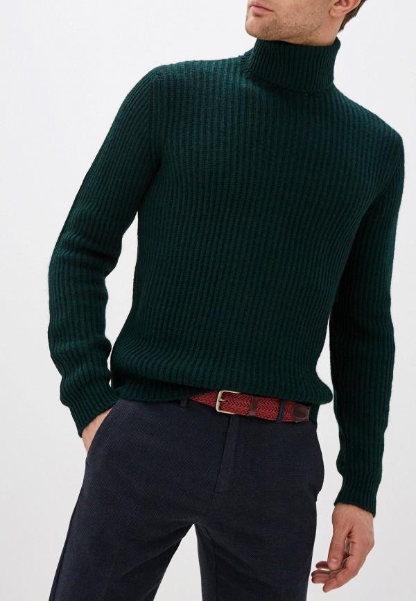 мужской свитер manuel ritz, зеленый