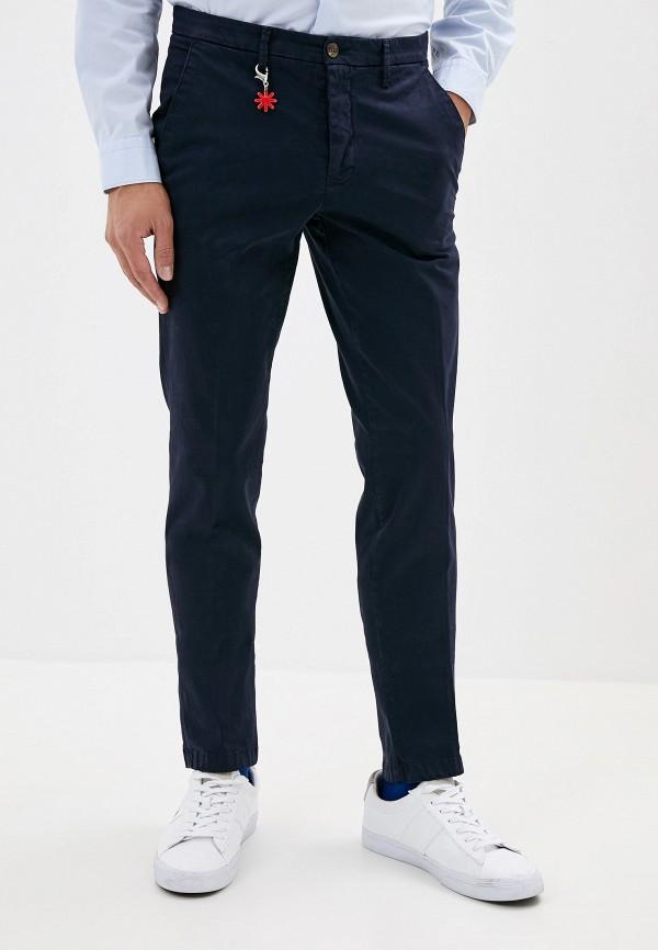 мужские брюки manuel ritz, синие