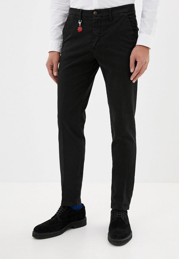 мужские брюки manuel ritz, черные