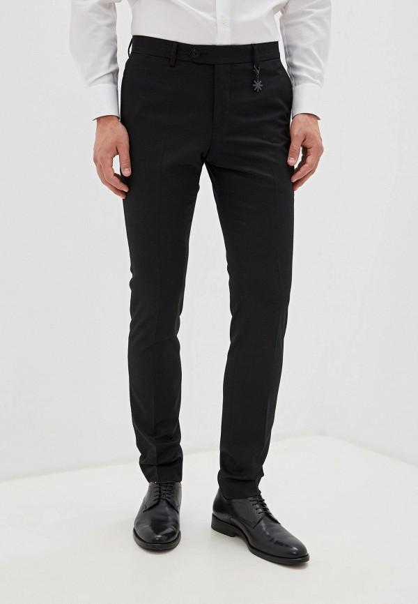 мужские классические брюки manuel ritz, черные