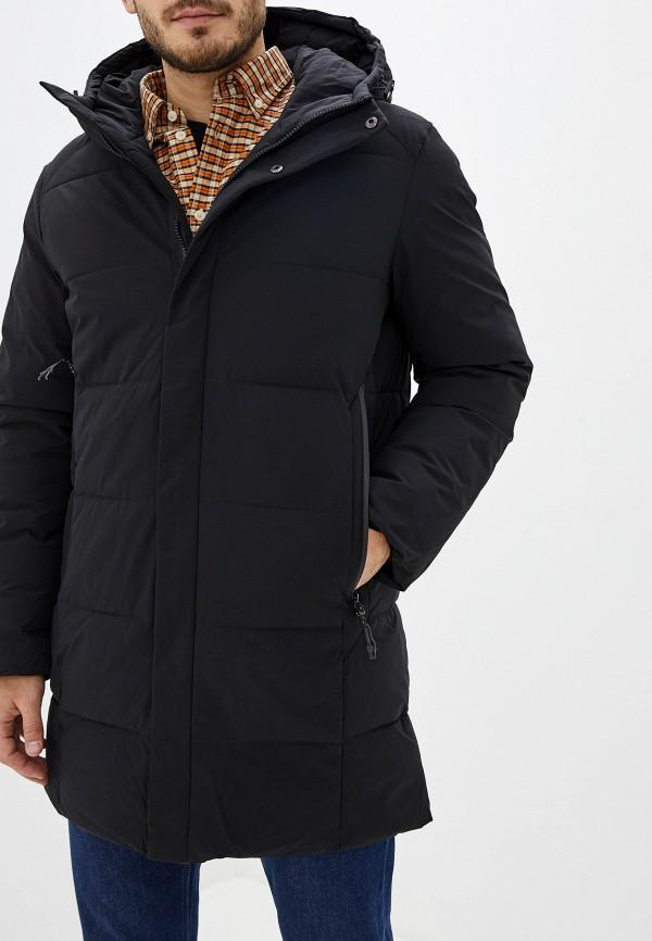 мужская куртка malinardi, черная