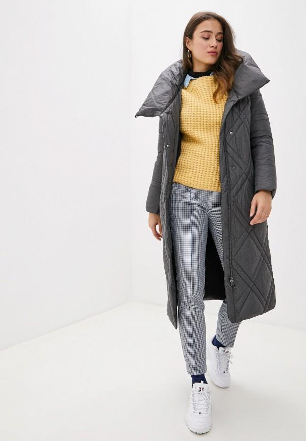 Куртка утепленная Malinardi Malinardi MA118EWGWYS2 куртка женская malinardi цвет серый mr18c w8590 размер xxl 50