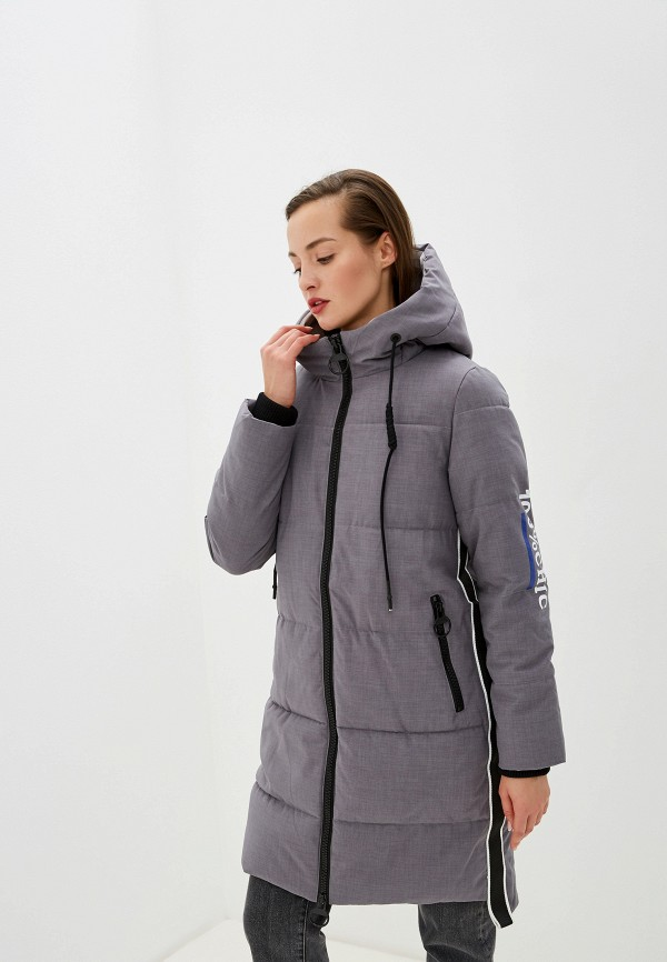 Куртка утепленная Malinardi Malinardi MA118EWGWYS7 куртка женская malinardi цвет серый mr18c w8590 размер xxl 50