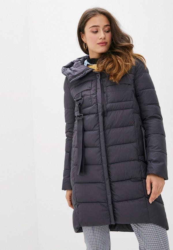Куртка утепленная Malinardi Malinardi MA118EWGWYT6 куртка женская malinardi цвет серый mr18c w8590 размер xxl 50