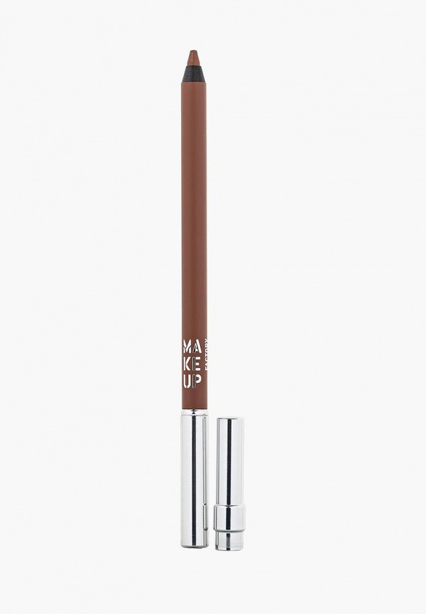 Карандаш для губ Make Up Factory Make Up Factory MA120LWHDQ81 блеск для губ make up secret lip gloss lgs 04 цвет lgs 04 variant hex name f4a6b6