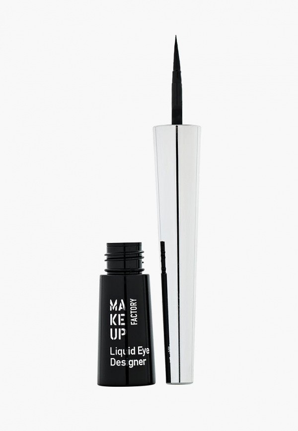 Подводка для глаз Make Up Factory Make Up Factory MA120LWHDR65 футболка up dead up wolf черный m