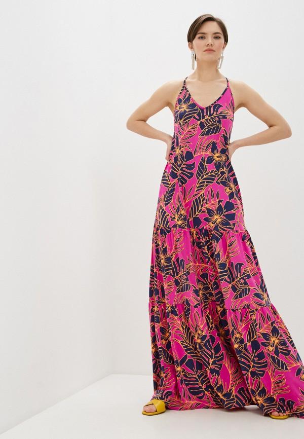 женское платье maaji, розовое