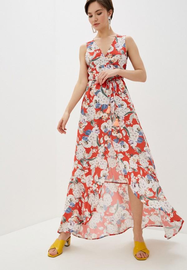 женское платье maaji, красное