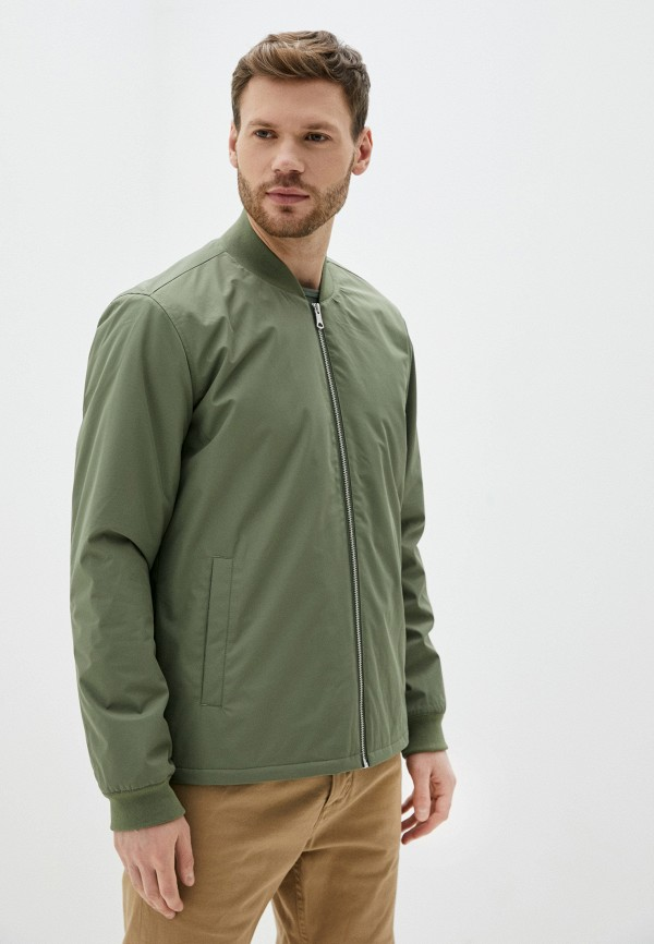 мужская куртка matinique, хаки