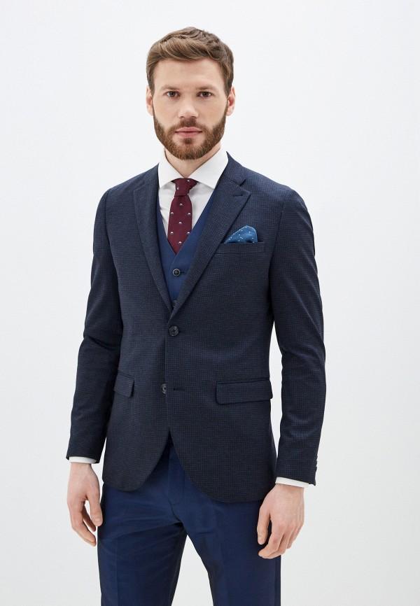 мужской пиджак matinique, синий