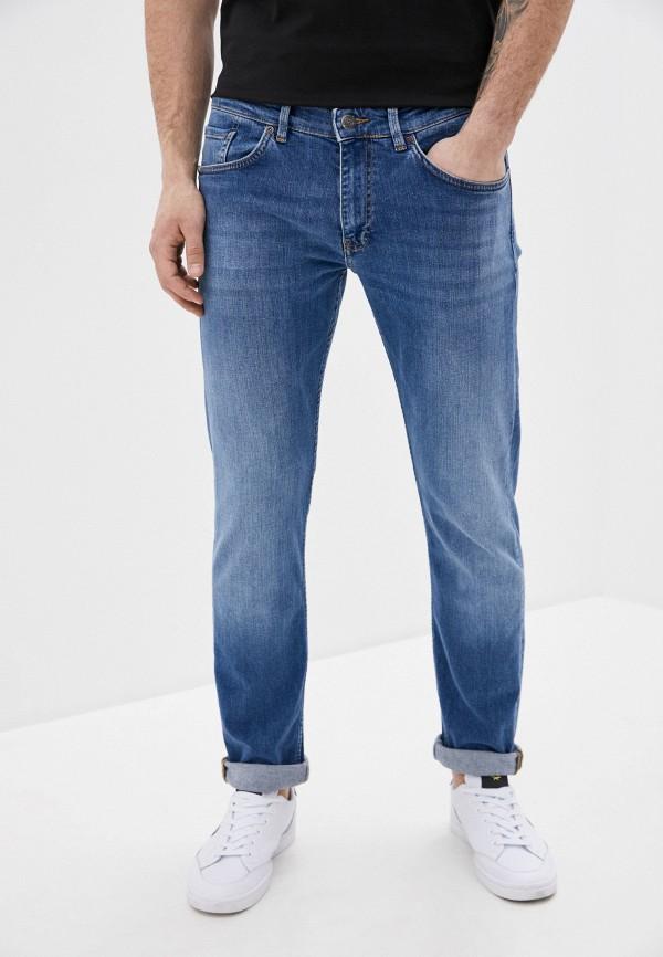 мужские прямые джинсы matinique, синие