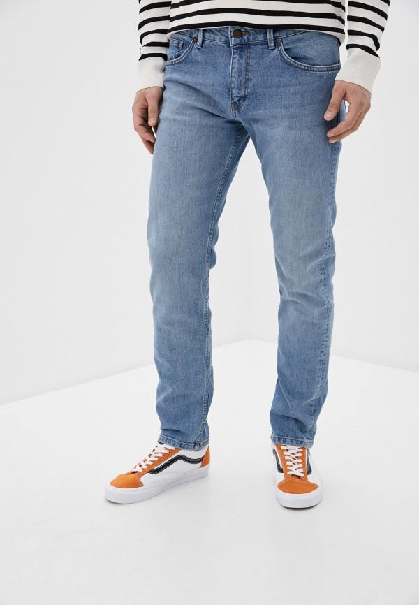 мужские прямые джинсы matinique, голубые