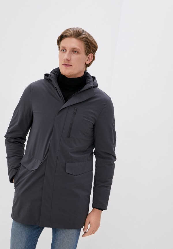 мужская куртка matinique, серая