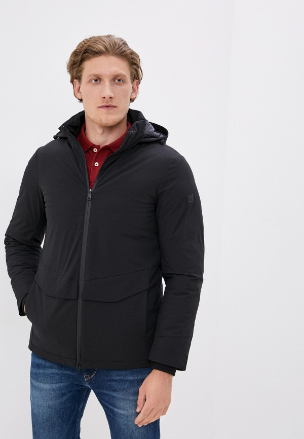 мужская куртка matinique, черная