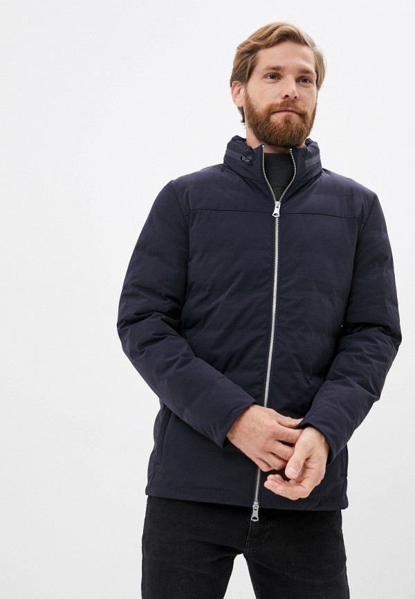 мужская куртка matinique, синяя