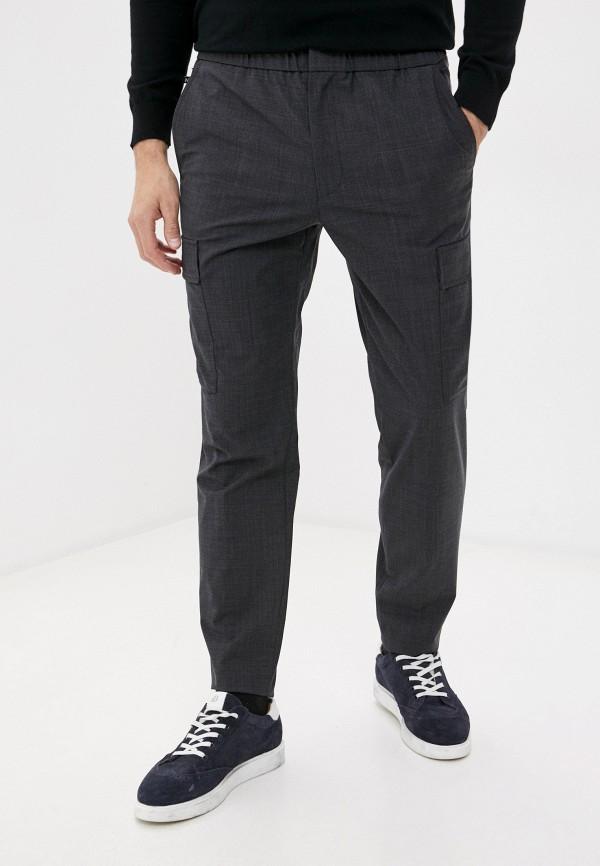 мужские брюки matinique, серые