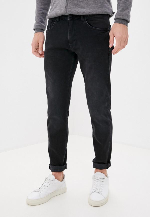 мужские зауженные джинсы matinique, черные