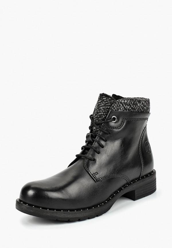 Купить Ботинки Marco Tozzi, ma143awbuie6, черный, Осень-зима 2018/2019