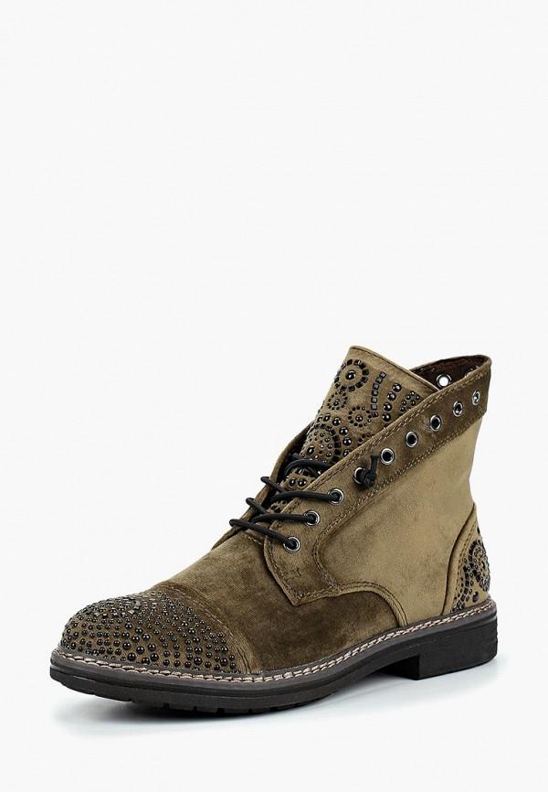 Ботинки Marco Tozzi Marco Tozzi MA143AWBUIO1 цены онлайн