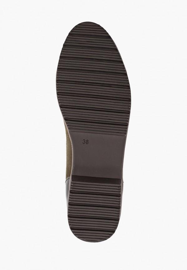 Фото 5 - женские туфли Marco Tozzi зеленого цвета