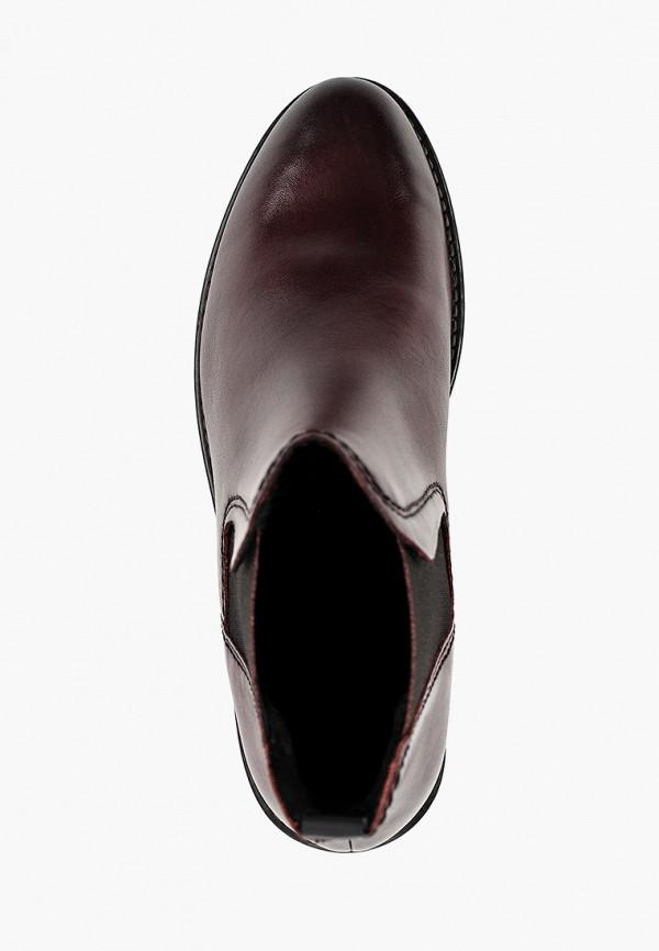 Фото 4 - женские ботинки и полуботинки Marco Tozzi бирюзового цвета