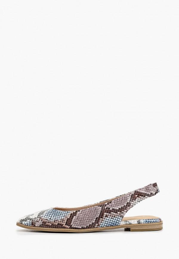 женские туфли marco tozzi, разноцветные