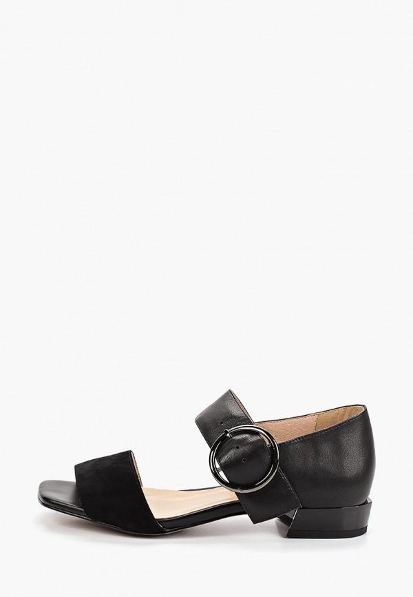женские сандалии marie collet, черные