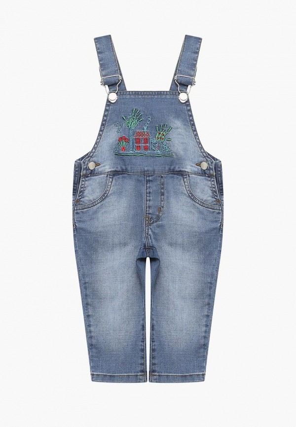 Комбинезон джинсовый Мамуляндия Мамуляндия MA150EGLI788