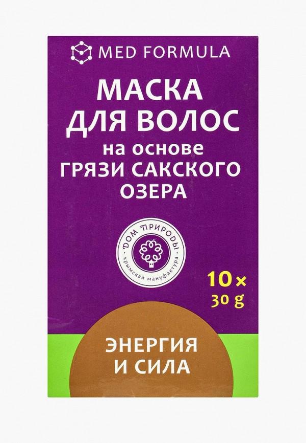 Купить Маска для волос Мануфактура Дом Природы, Энергия и сила на основе грязи Сакского озера (стимулятор роста), на основе Сакской грязи 10 саше, MA151LWLZG75, Осень-зима 2018/2019