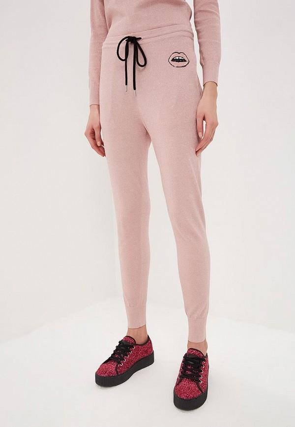 женские спортивные спортивные брюки markus lupfer, розовые