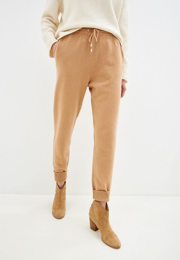женские брюки markus lupfer, бежевые