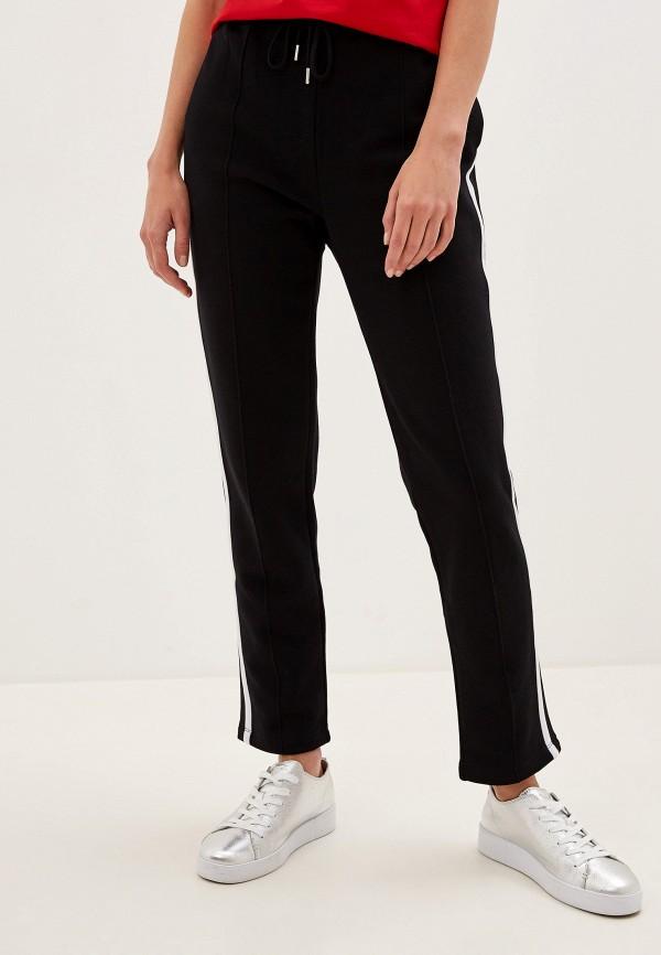 женские спортивные спортивные брюки markus lupfer, черные