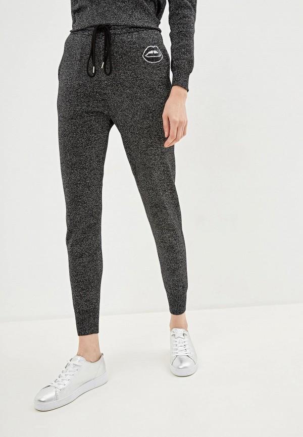 женские брюки markus lupfer, серебряные
