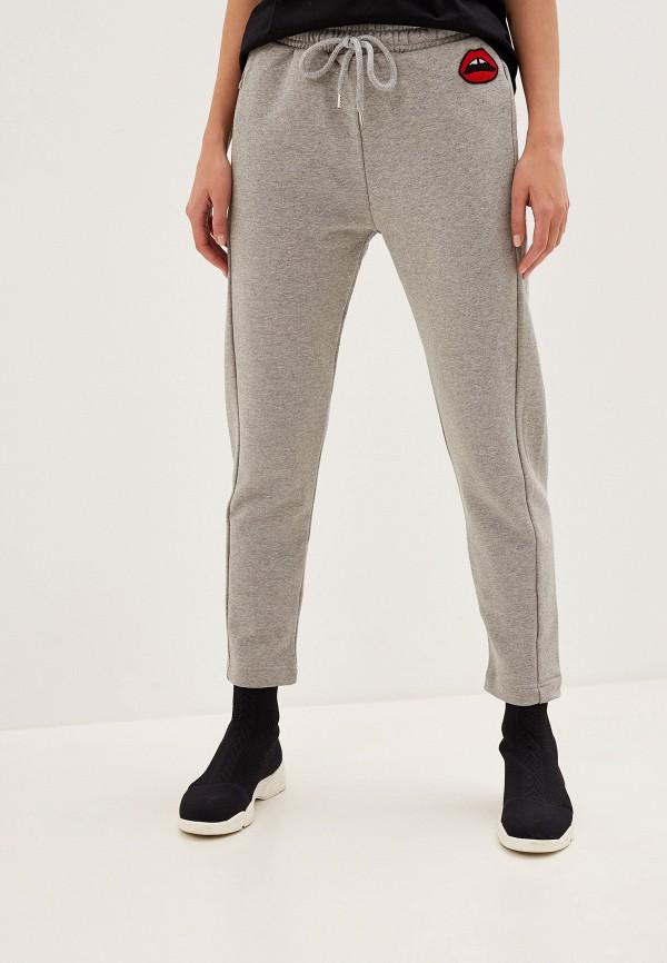 женские спортивные спортивные брюки markus lupfer, серые