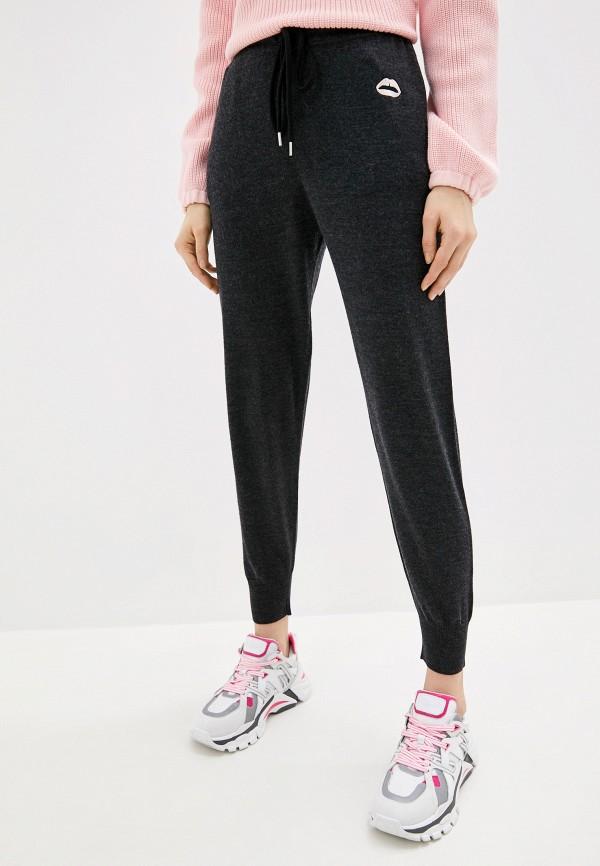 женские брюки markus lupfer, серые